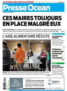 Presse Océan Nantes Nord – 06 avril 2020