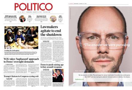 Politico – January 23, 2019