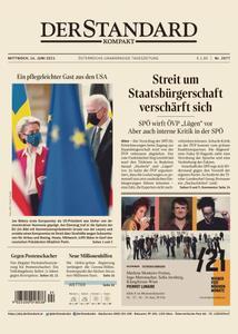 Der Standard Kompakt – 16. Juni 2021