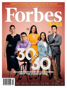Forbes Asia - April 2019
