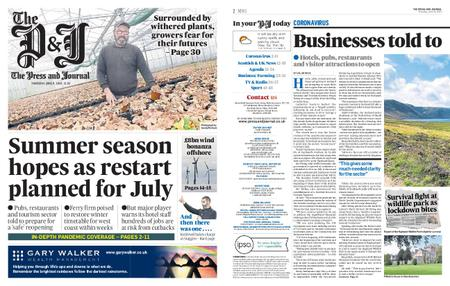 The Press and Journal Moray – June 11, 2020