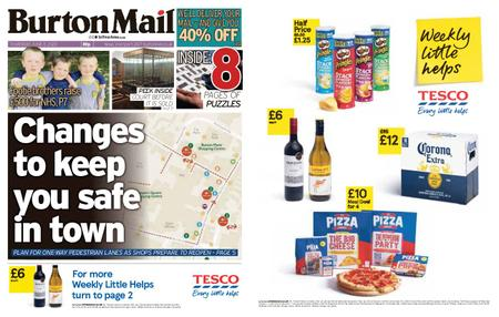 Burton Mail – June 11, 2020
