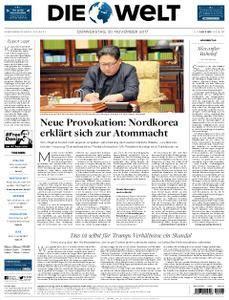 Die Welt - 30. November 2017