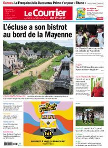 Le Courrier de l'Ouest Angers – 18 juillet 2021