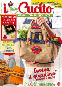 I Love Cucito N.17 - Giugno-Luglio 2017
