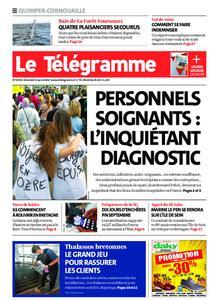 Le Télégramme Ouest Cornouaille – 12 juin 2020