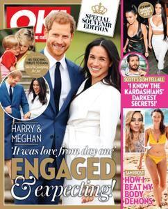 OK! Magazine Australia - December 11, 2017