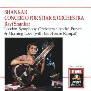 Ravi Shankar - Concerto For Sitar And Orchestra (1976) {EMI}