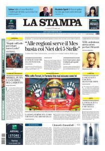 La Stampa Torino Provincia e Canavese - 11 Settembre 2020
