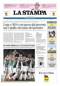 La Stampa Imperia e Sanremo - 14 Maggio 2018