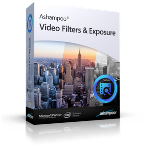 Ashampoo Video Filters & Exposure 1.0.1 (x64) Multilingual Portable
