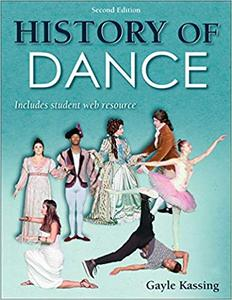 History of Dance 2nd Edition