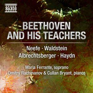 Cullan Bryant and Dmitry Rachmanov - Beethoven and His Teachers: Music for Piano, Four Hands (2011) 2CDs