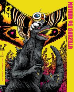 Mosura tai Gojira / Mothra vs. Godzilla (1964) [Criterion Collection]