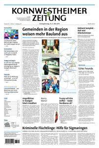 Kornwestheimer Zeitung - 10. März 2018