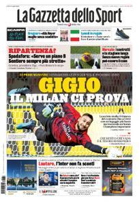 La Gazzetta dello Sport Roma – 30 aprile 2020
