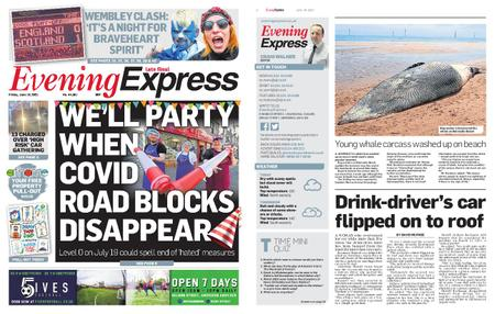 Evening Express – June 18, 2021
