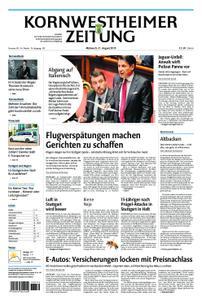 Kornwestheimer Zeitung - 21. August 2019