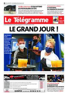 Le Télégramme Ouest Cornouaille – 19 mai 2021