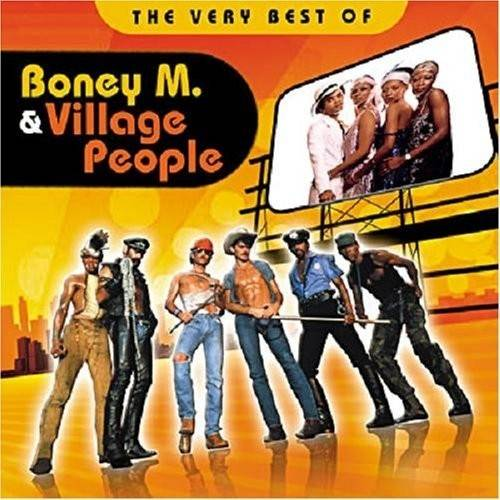 Village People And Boney M. - The Very Best Of - (Repost)