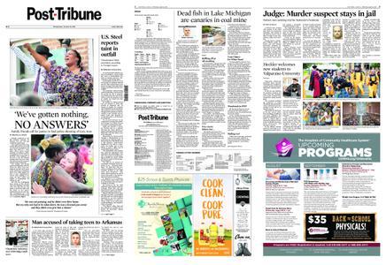 Post-Tribune – August 21, 2019