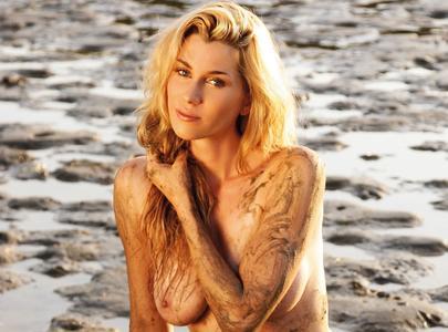 Ana Litric by Boris Stajduhar for Playboy Croatia August 2009