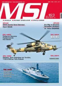 MSI Dergisi - Ağustos 2018