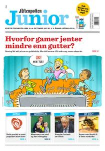 Aftenposten Junior – 10. september 2019