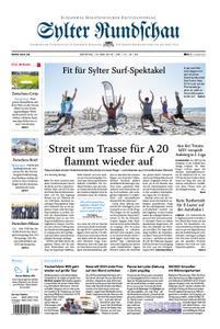 Sylter Rundschau - 13. Mai 2019