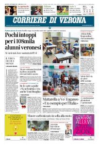 Corriere di Verona – 15 settembre 2020