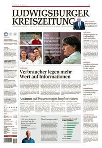 Ludwigsburger Kreiszeitung LKZ - 20 Mai 2021