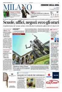 Corriere della Sera Milano – 22 dicembre 2020