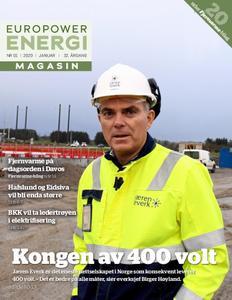 Energi – januar 2020