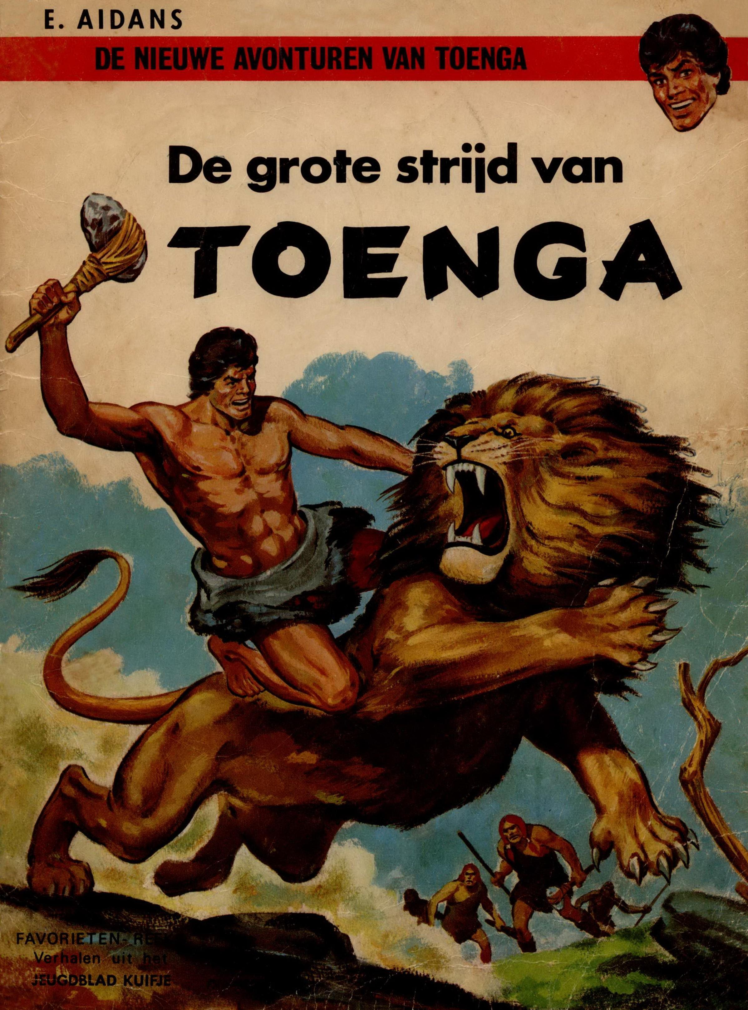 Toenga/Toenga - P04 - Vriend Of Vijand