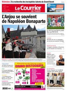 Le Courrier de l'Ouest Angers – 22 avril 2021