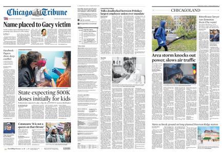 Chicago Tribune – October 26, 2021