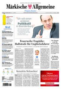 Märkische Allgemeine Prignitz Kurier - 14. Dezember 2018