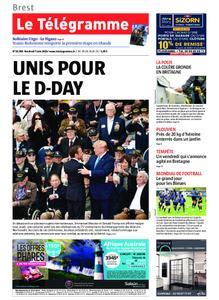 Le Télégramme Brest – 07 juin 2019