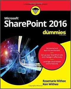 SharePoint 2016 For Dummies (repost)