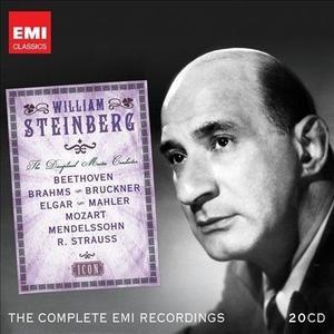 William Steinberg - The Complete EMI Recordings  (2011) (20 CDs Box Set)