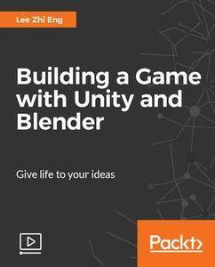 Building a Game with Unity and Blender