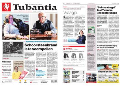 Tubantia - Enschede – 09 oktober 2018