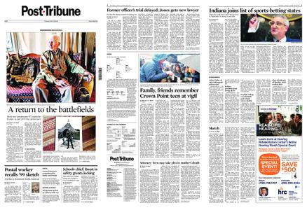 Post-Tribune – May 14, 2019