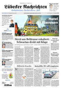 Lübecker Nachrichten Ostholstein Süd - 19. Februar 2019
