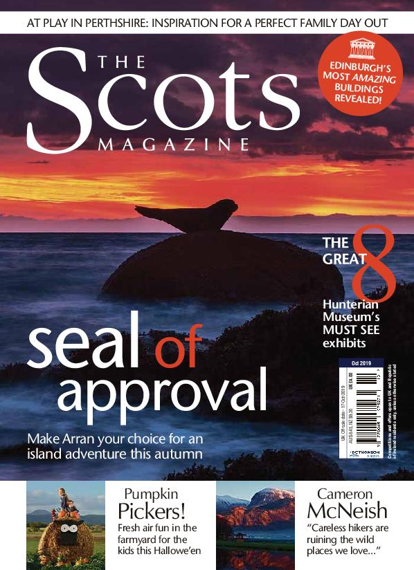 The Scots Magazine – October 2019