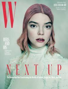W Magazine - April 2017