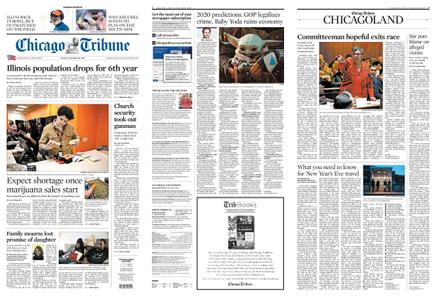 Chicago Tribune – December 31, 2019