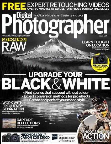 Digital Photographer - Issue 184 2017
