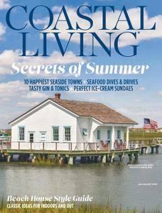Coastal Living - July 2018