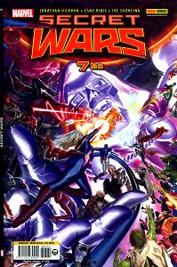 Marvel Miniserie - Volume 170 - Secret Wars 7